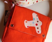 Kids insulated lunch bag - AmanDesign