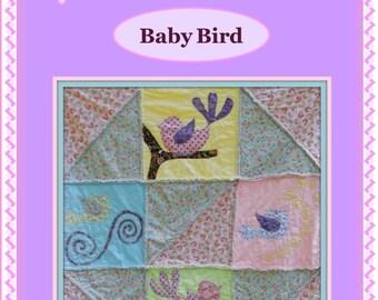 Baby Bird Quilt Pattern