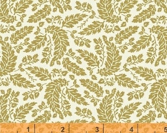 SALE - Aster - Ivory Tossed Fern from Windham Fabrics