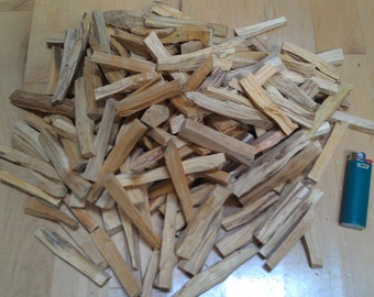 2lb (.9kg) Bulk Palo Santo Holy Wood Incense Sticks, Wholesale Incense For Smudging And Tea, Buy Palo Santo Wholesale And Save