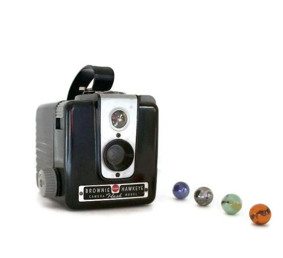 Vintage Brownie Hawkeye Camera