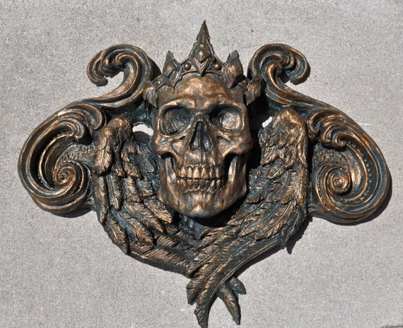 https://www.etsy.com/listing/75162116/queen-calavera-wall-plaque-bronze-finish?ref=shop_home_active_21