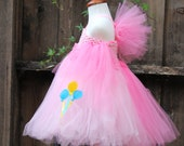Pinkie Pie  Costume - Pinkie Pie Dress - My Little Pony Pink Pony Halloween Costume - Pinkie Pie birthday