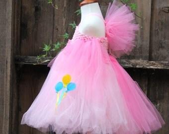 Pinkie Pie  Costume - Pinkie Pie Dress - My Little Pony Pink Pony Costume - Pinkie Pie birthday