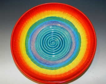 Rainbow-over-the-ocean bowl