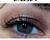 RAISIN CREAM eyeshadows, all-day, crease-resistant, waterproof formula, perfect plummy brown midtone, 2.8ml