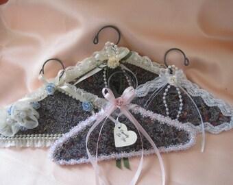 Sachet Potpourri Hanger Favors for Bridal/Baby Shower