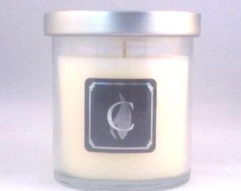 GOURMET VANILLA candle, 8 oz, optional gift box