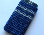 Navy and Grey Cozy for Samsung Galaxy
