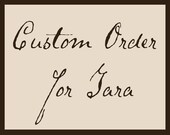 Custom Order for Tara- Set of 50 Pillow Boxes with Full Face Embossing, No Twine