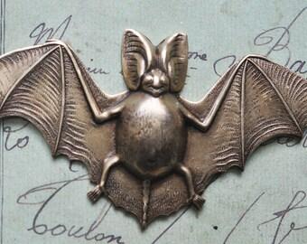 Bat Brass Stamping, Brass Ox