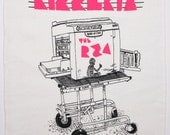 Tea towel - the Rizzeria ...