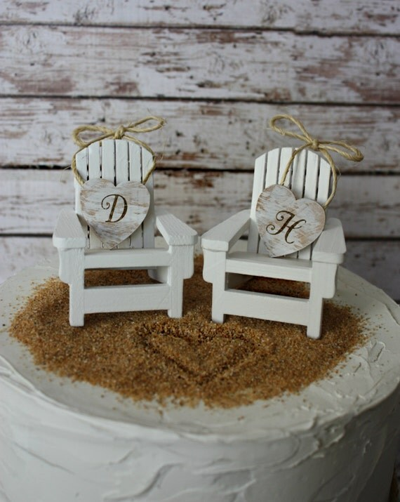 Adirondack Beach Wedding Chairs Adirondack Chairs Wedding Cake