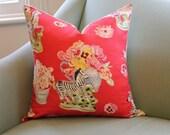 Brunschwig & Fils Gillian's Zebras Pillow Cover
