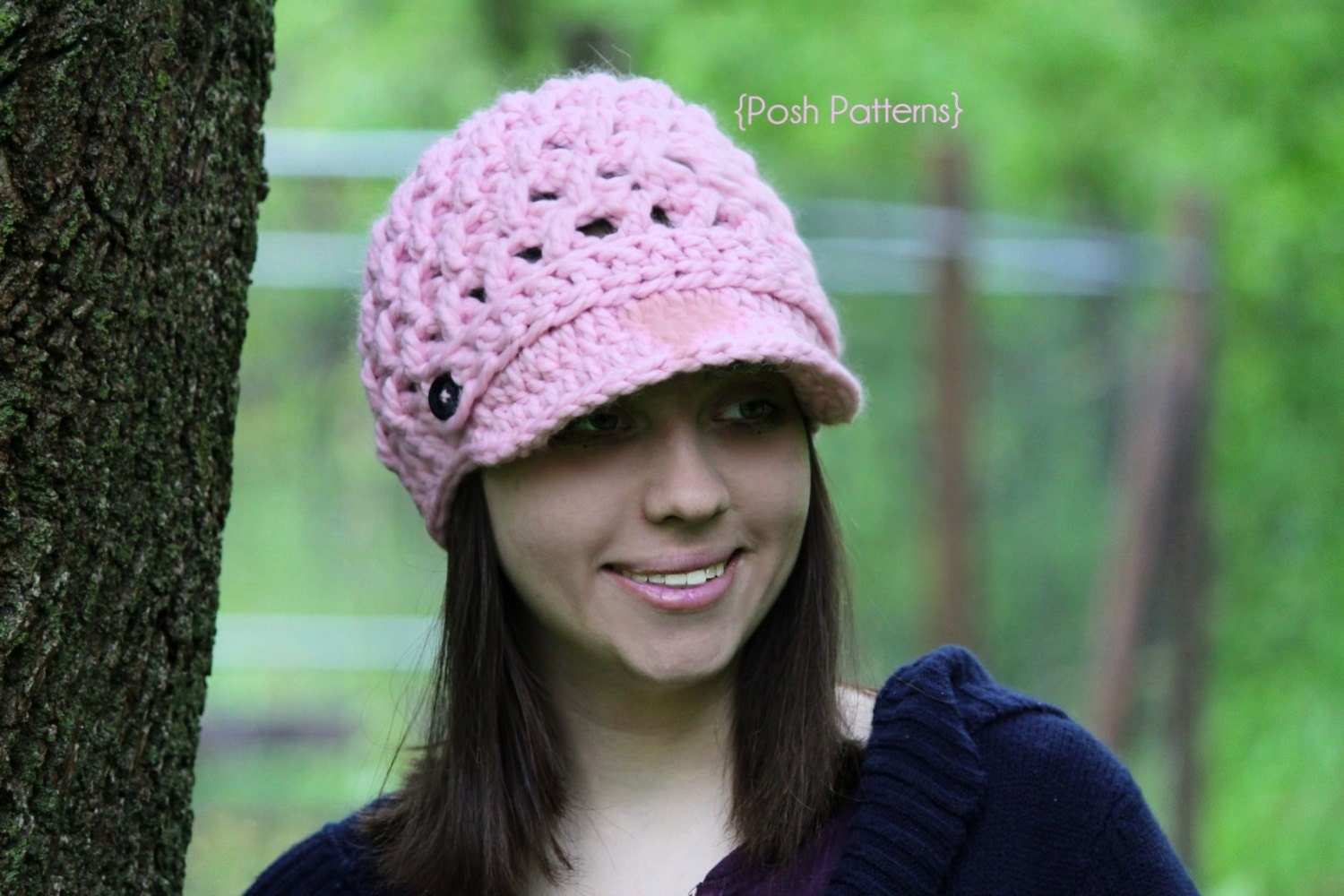 Crochet pattern crochet hat pattern crochet newsboy hat this is a digital file bankloansurffo Images