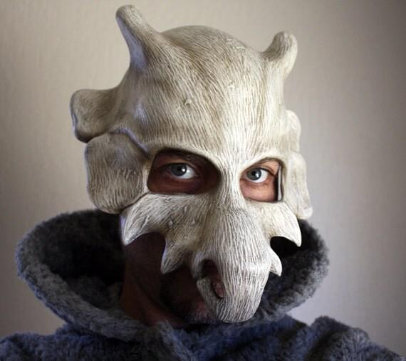 dragon skull mask