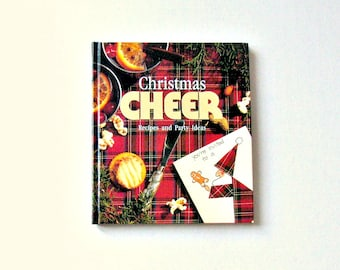 Christmas Cheer Recipes and Party Ideas by Leisure Arts