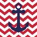 Nautical Nursery Decor, Anchor Nursery Art, Nautical Nursery Print, Nautical Kids Decor, Playroom Print, Boy Nautical Bedroom Print - 8x10