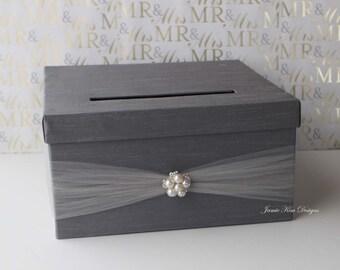 Wedding Card Box, Money holder- Custom Card Box