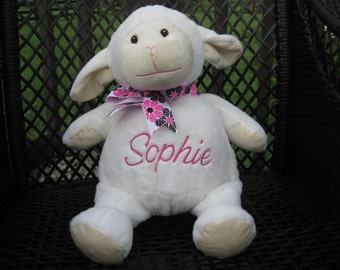 You and ME Fun Buddy Stuffed Animal for babies, toddlers, makes a fun pj bag. . .everybody needs a personalized Buddy