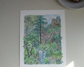Seclude Original Painting