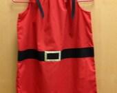 Pillow Case Santa Dress
