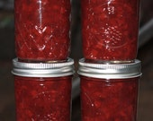 Organic Cranberry Pepper Jelly - 8 ounces