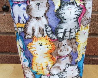 Project bag 91 cats and dogs