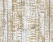 2ft x 2ft Vinyl Photography Backdrop for Accessories / White Painted Scuffed Wood