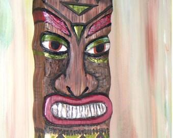 TIKi Mask  wall decor