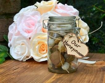 Honeymoon Sand Jar