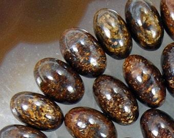 Rondelle beads, gemstone rondelle, gemstone beads, 8 mm beads, smooth rondelle beads, smooth rondelle, rondelle, bronzite rondelle, 10 pcs