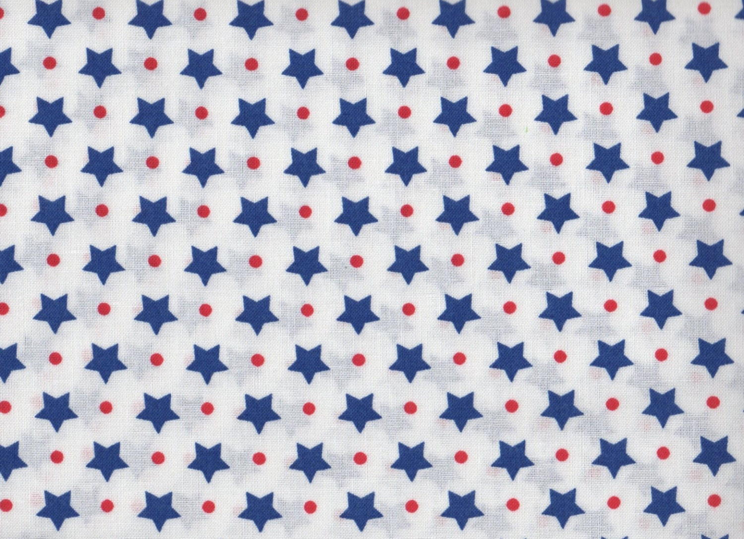 Stars freedom fabric red and white stars fabric red for Star fabric australia