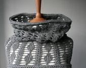 Crochet Pattern, cowl pattern, snood crochet pattern, Diamond scarf pattern  (165)