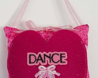 SALE Toothfairy Pillow for the Little Dancer
