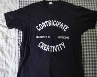 Vintage Creativity Tshirt