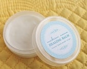 All Natural Pure Refined  Shea Butter Healing Balm is excellent for eczema, dry chapped skin, lips, heals, cuticles, diaper rash