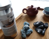 Stone and tea gift set- 8...