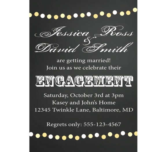 After Wedding Party Invitations with amazing invitation example