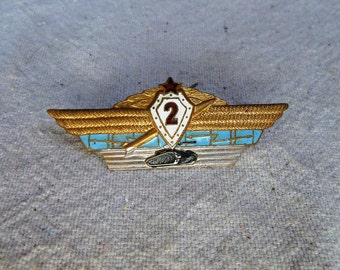Military PIN - former Russia - USSR pin