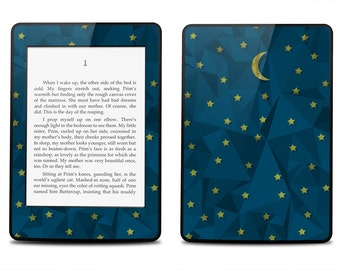 Amazon Kindle Paperwhite Skin Cover - Night Sky  - Kindle Cover, Kindle Paperwhite Cover