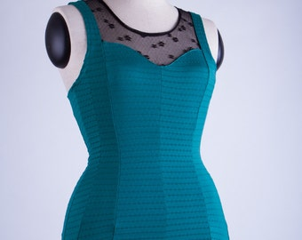 50% Discount Newwwwww leotard with  print in green