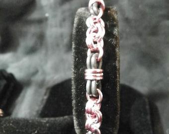 Captured Ring Bracelet