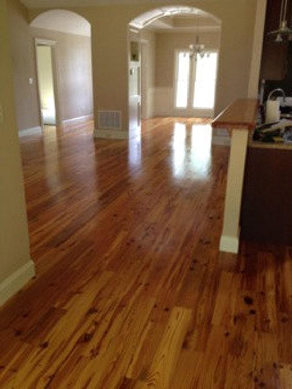 Reclaimed Heart Pine Flooring from CarolinaMoulding