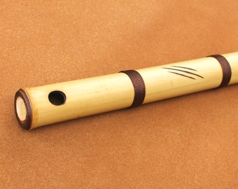 Bamboo Flute - Great Tone - Finely Tuned