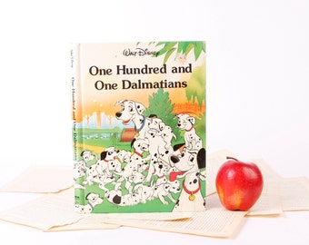 IPAD Cover- Tablet Case made from a Book- One Hundred and One Dalmations