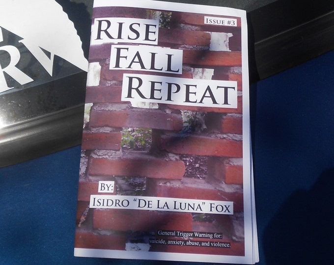 Rise, Fall, Repeat Zine - Issue No. 3 (Color)