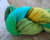 handdyed yarn -  100g/3,5 oz. -  Colour 60