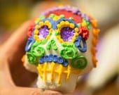 Handmade Day of the Dead Sugar Skulls