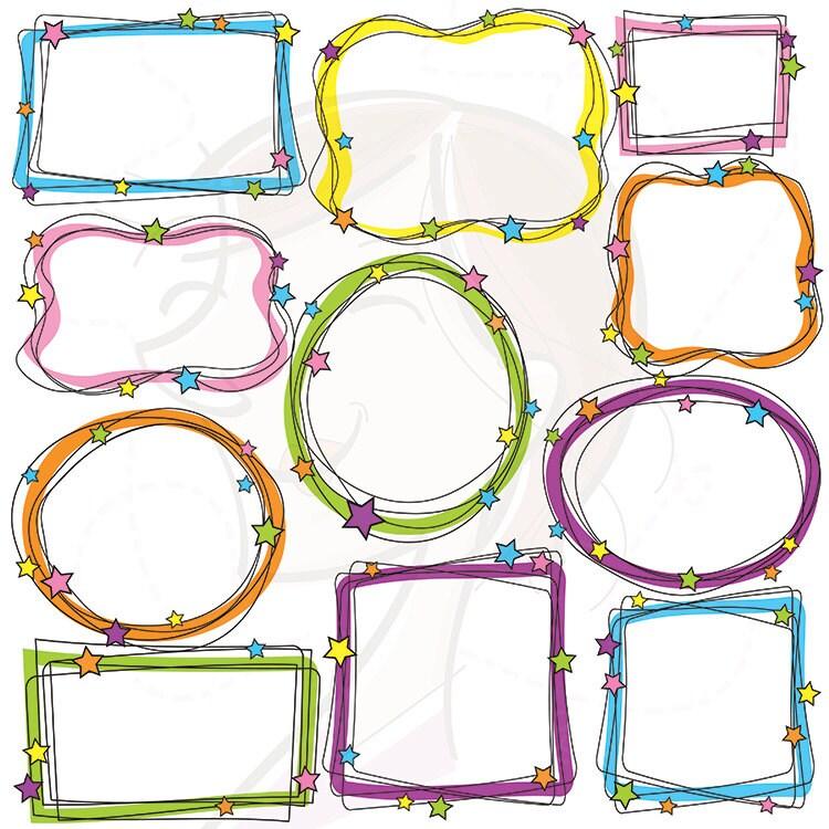 free clip art frames for teachers - photo #24